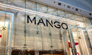 Mango store in Westfield (London)